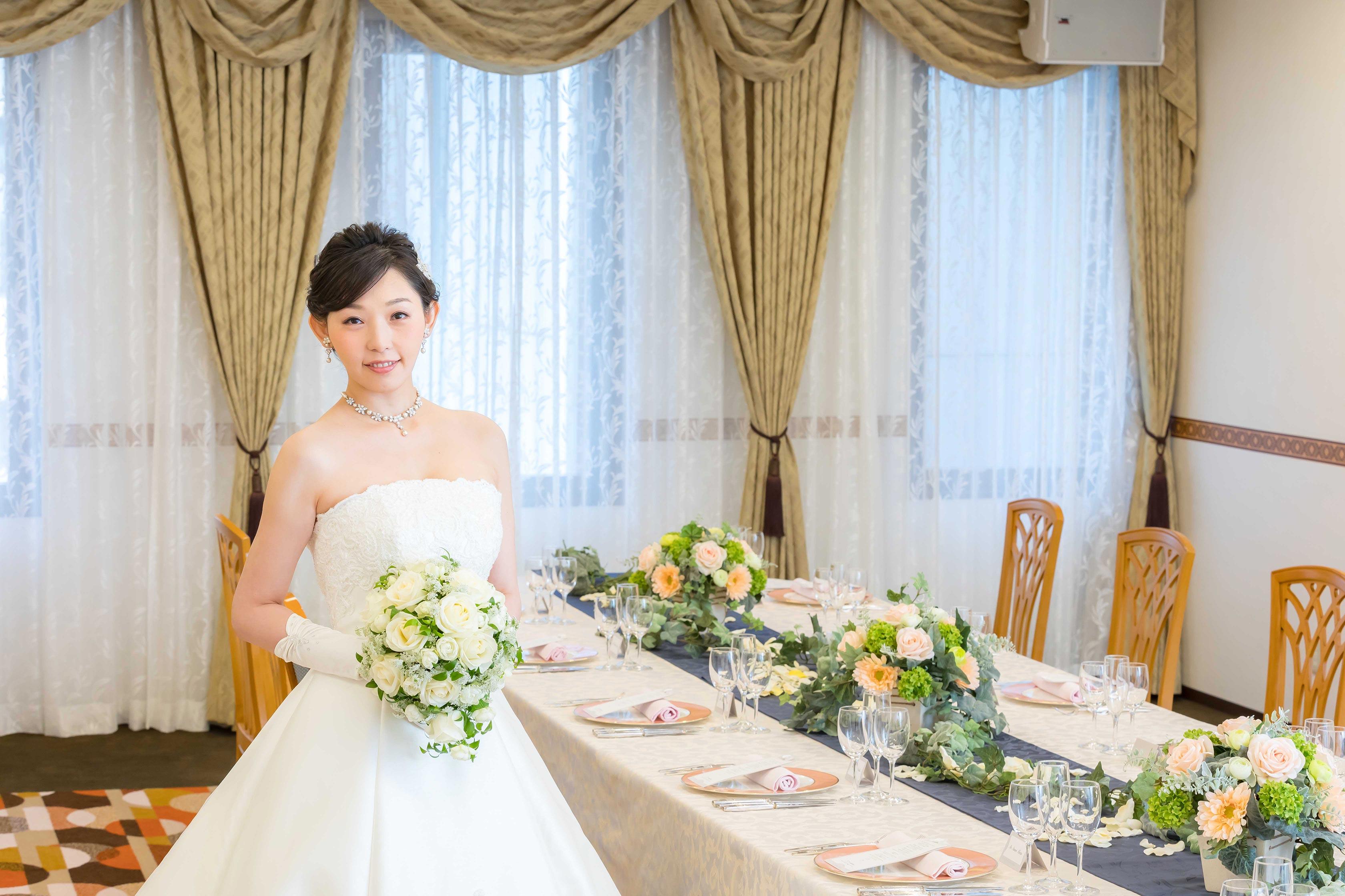 2019年12月まで限定!少人数婚★挙式&会食プラン